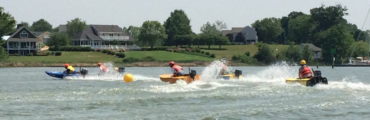 racers on water 2016