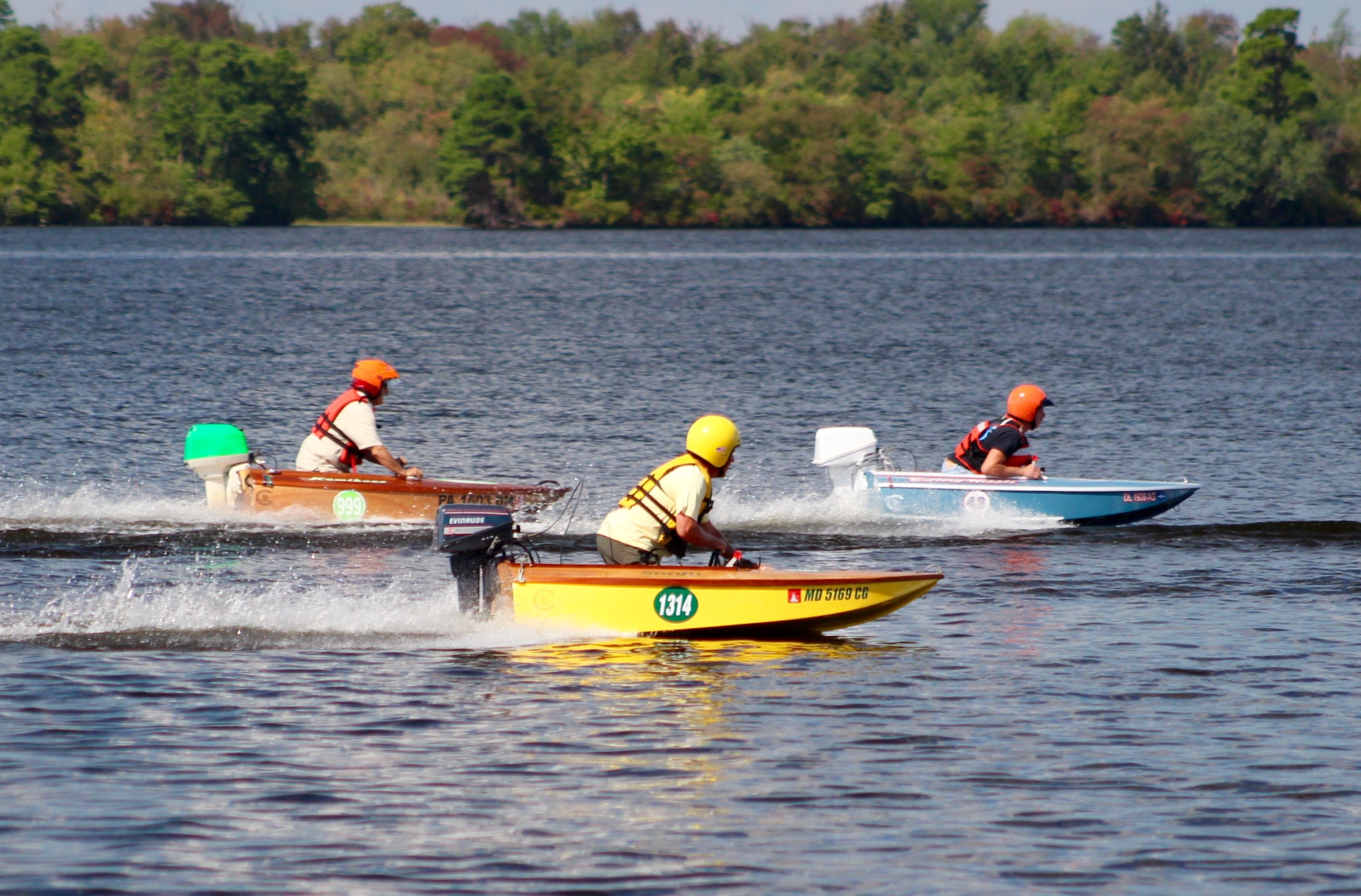 3rd Annual Union Lake Regatta