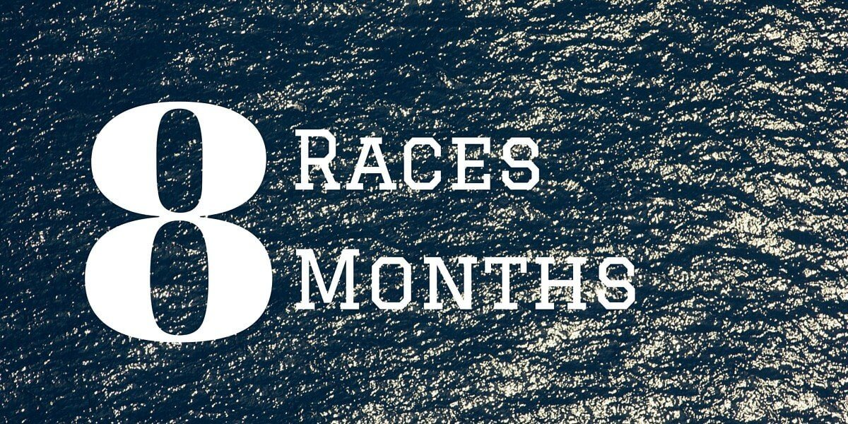 8 Races In 8 Months