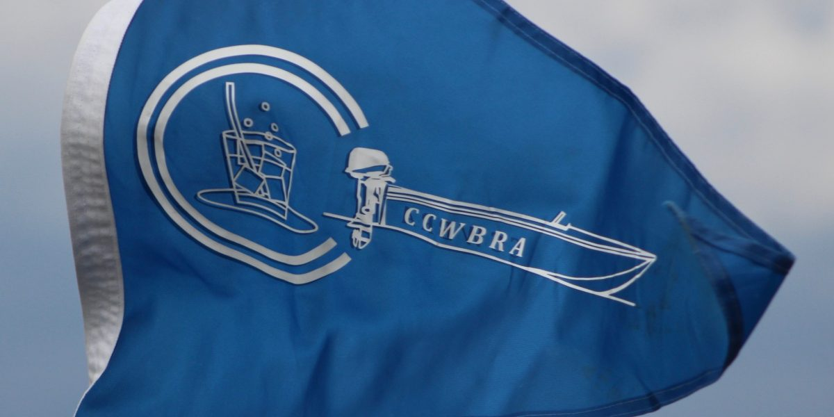 CCWBRA Burgee